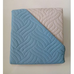 Double face extra double Bedcover