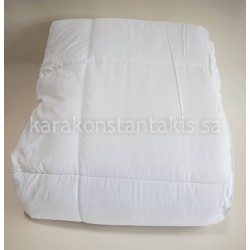 White cotton hotel Quilt