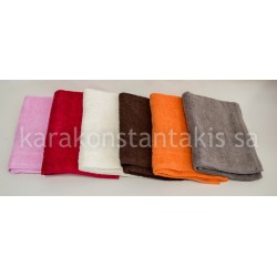 Cotton face towel 500gr/m2