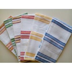 3pieces set glass towels