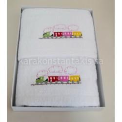 Set 2pieces chlildren Towels