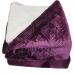 Flannel/Sherpa Blanket King size