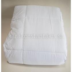 White cotton hotel Quilt